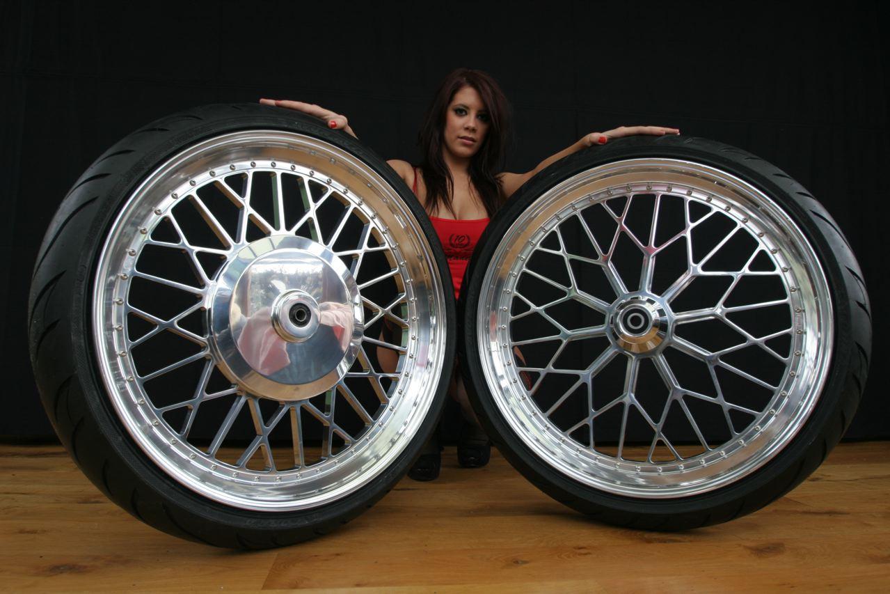 7ages Custom Motorcycles Bmw R80 Wheels