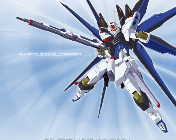 The Best Cartoon Wallpapers Gundam Seed Destiny Wallpaper