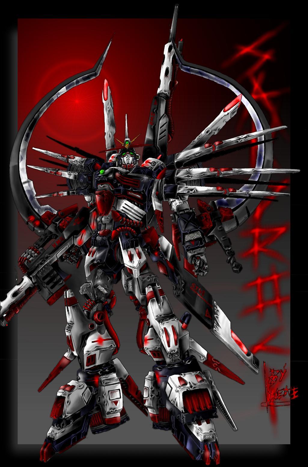 Benjamin Saga Gundam Wing Zero Wallpaper