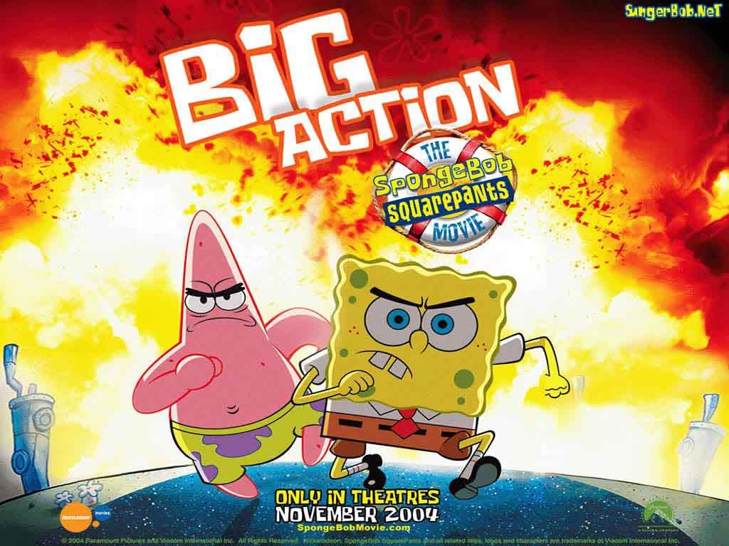SpongeBob Wallpapers: April 2010