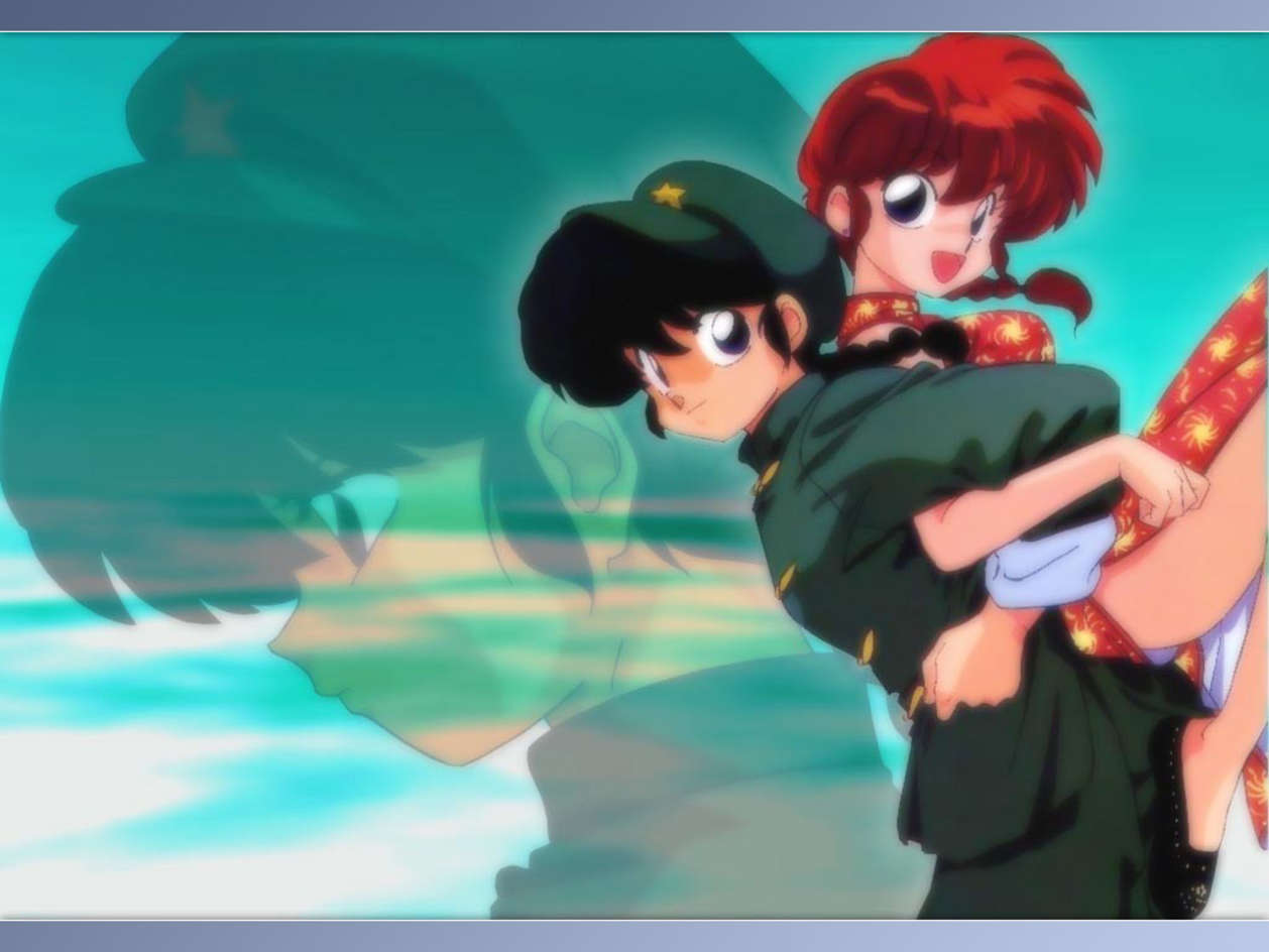 Snow Anime Wallpaper The Best Cartoon Wallpapers Ranma Saotome