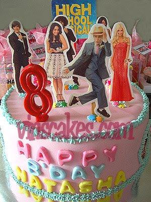 Happy Birthday High School Musical
