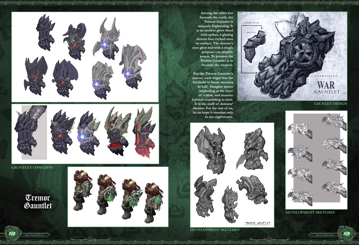 Darksiders Silitha Concept Art