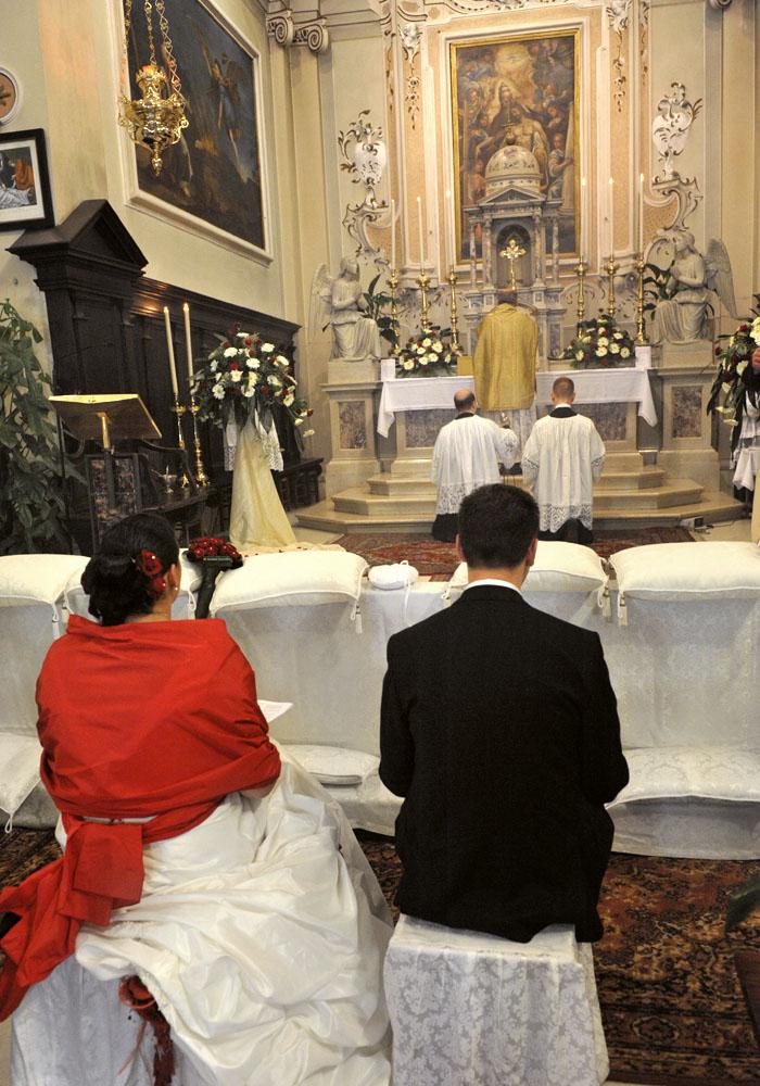 Anniversario Di Matrimonio Liturgia.Mil Messainlatino It Matrimonio Tridentino Di Nicola Lamon