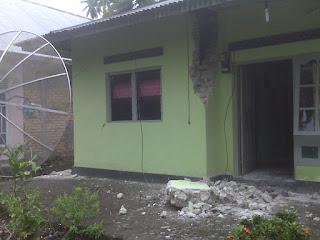 korban gempa sumbar 2009 di sicincin