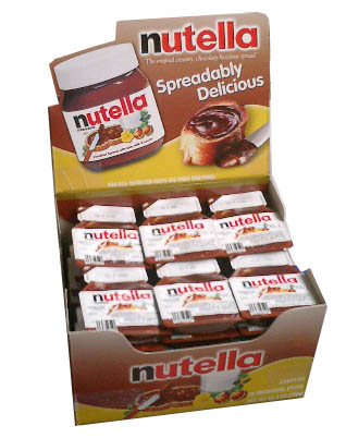 Roofer On Fire: Putting The Nut In Nutella