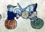 Heures ; Vie de sainte Marguerite-c. 1300,Troyes-BM-ms.1905