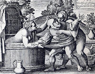 gravura do século XVII-
