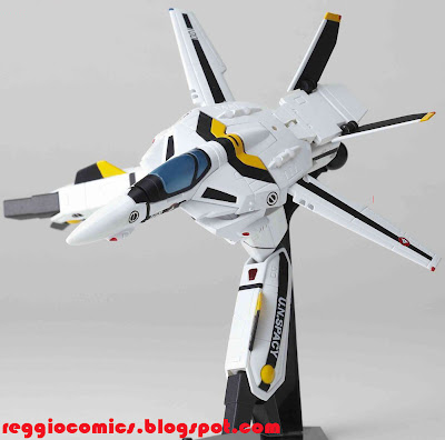 Revoltech No 083 Valkyrie Vf 1s Ultimate Photo Review Gunjap