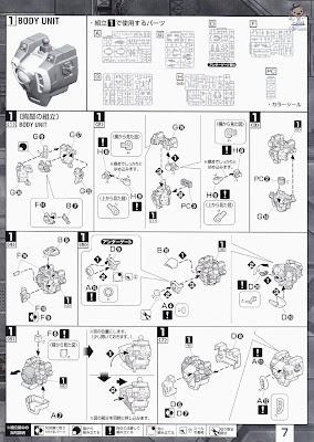 guNjap: MG WING GUNDAM Runners & Manual high res. images
