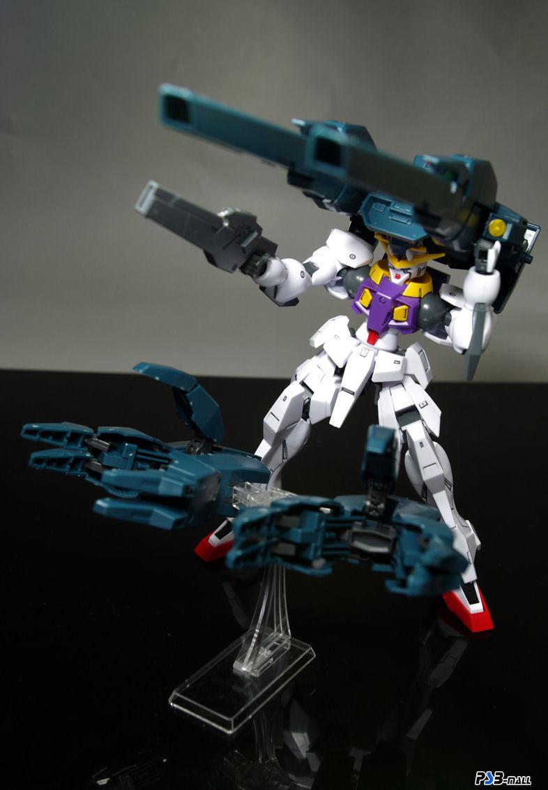 guNjap: HG 1/144 Raphael Gundam, another one Kit Review |Raphael Gundam Sdgo