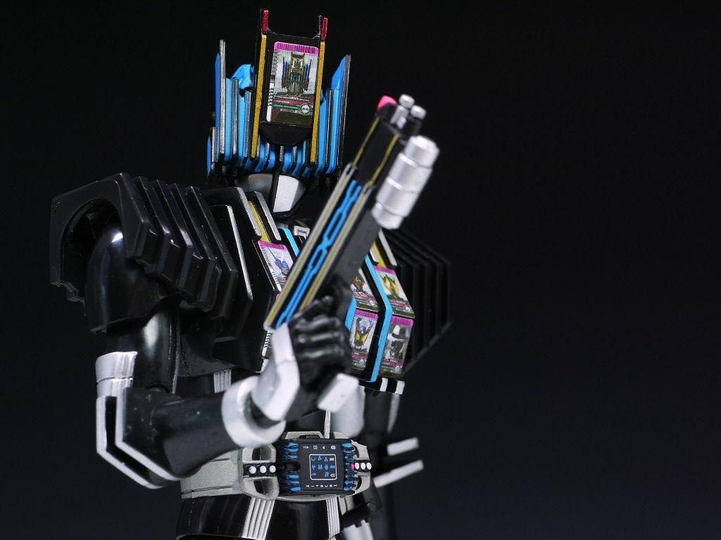 guNjap: Review: S.H.Figuarts Kamen Rider Diend Complete ...