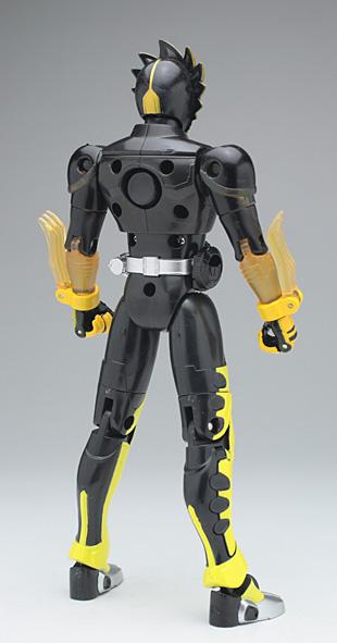 Review: OCC 03 Kamen Rider OOO RaToraTa Combo many images ...