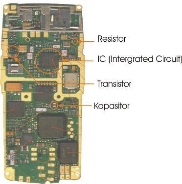 Elektronika Untuk Hobi Dan Belajar Komponenkomponen