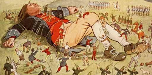 Gulliver S Travels Giants
