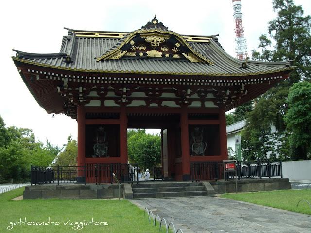 Tempio Zojoji
