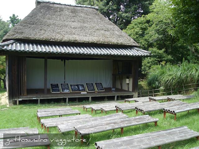 Teatro Kabuki all'aperto da Shodoshima, Kagawa