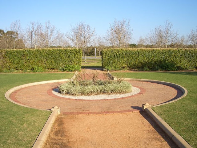 The Silent Hearts Memorial Garden In Bicentennial Park Homebush Bay