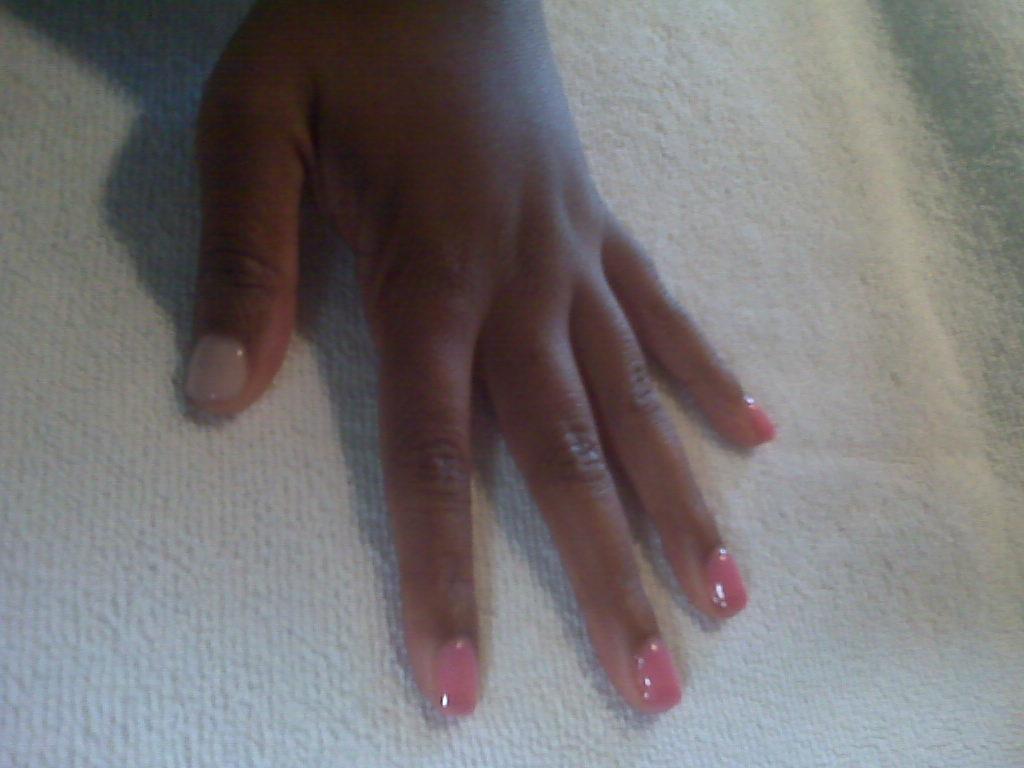 Black Girls Do Nails Too