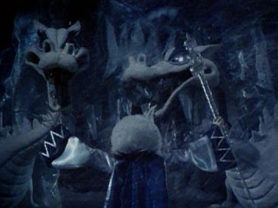 The Haunted Closet King Winterbolt Rudolph And Frosty S