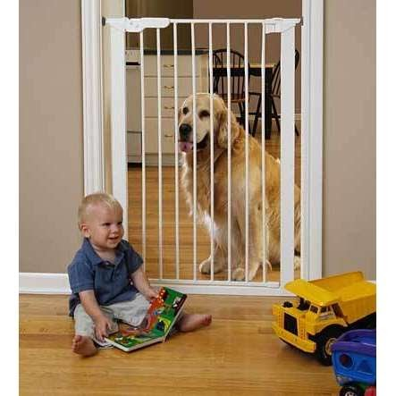 Extra Tall Dog Gate The Best Fence For A Large Pet Or If