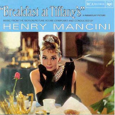 Breakfast at Tiffany's Soundtrack CD
