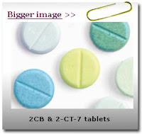 2CB and 2-CT-7 | Talk Anti Drug