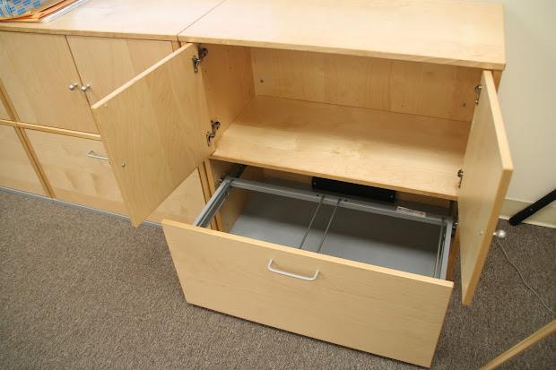 Ikea Effektiv File Cabinet
