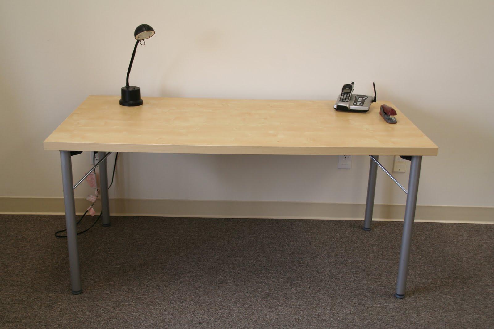 Ikea Office Desk Folding Legs 45