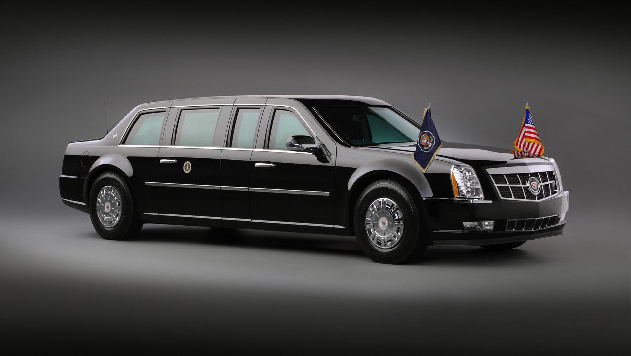 Auto Us Präsident