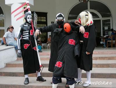 صور شخصيات حقيقيّة لأنمي ناروتو شيبودن-Naruto Shippuden Cosplay concomics+puerto+val