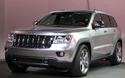 Cars Inc 2010 Jeep Grand Modeal