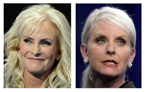 Plastic Surgery Before And After: Cindy McCain Plastic Surgery