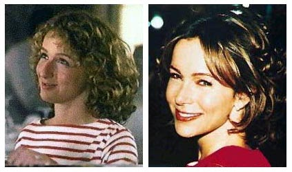 Plastic Surgery Before And After Jennifer Grey Nose Job