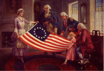 picture relating to Betsy Ross Printable Pictures named How Do I Practice . . .: Betsy Ross
