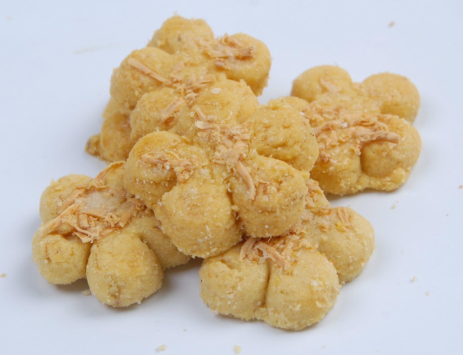 yana cookiesatblogspotcom nama  gambar biskut raya Resepi Biskut Makmur Coklat Enak dan Mudah