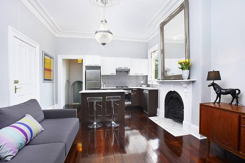 First Up Is This Gorgeous Apartment In Ashfield, In Sydney's Inner