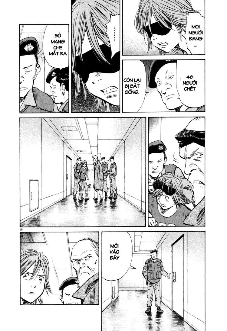 20th Century Boys chapter 200 trang 29
