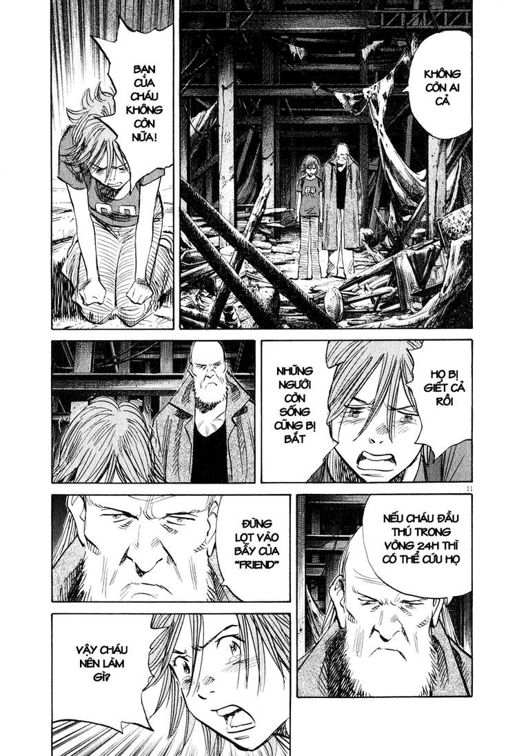 20th Century Boys chapter 200 trang 19