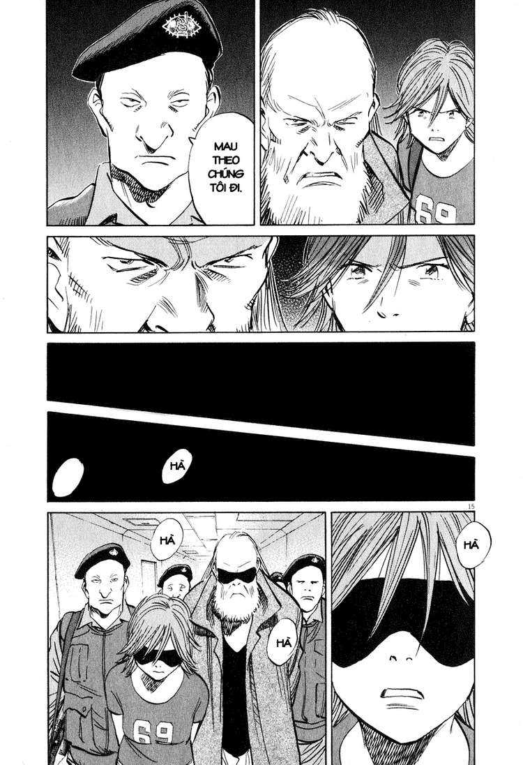 20th Century Boys chapter 200 trang 27
