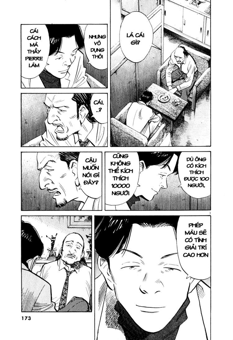 20th Century Boys chapter 202 trang 5