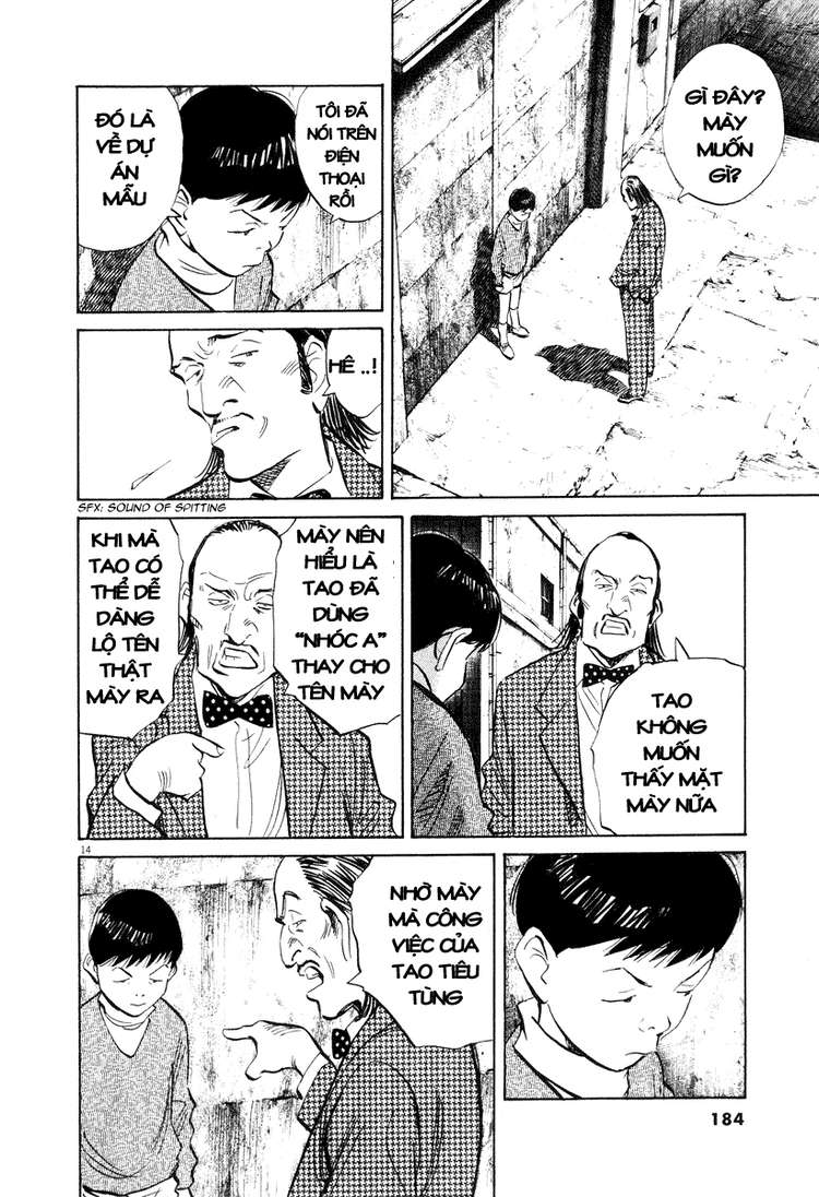20th Century Boys chapter 202 trang 27