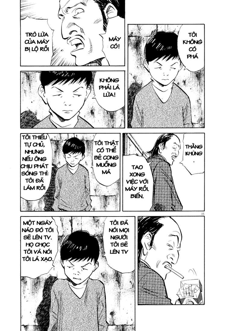 20th Century Boys chapter 202 trang 29