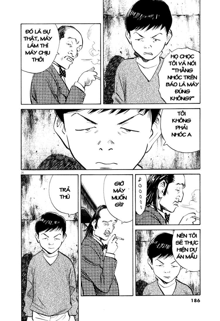 20th Century Boys chapter 202 trang 31