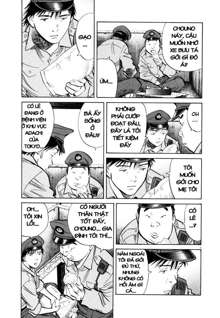 20th Century Boys chapter 190 trang 9