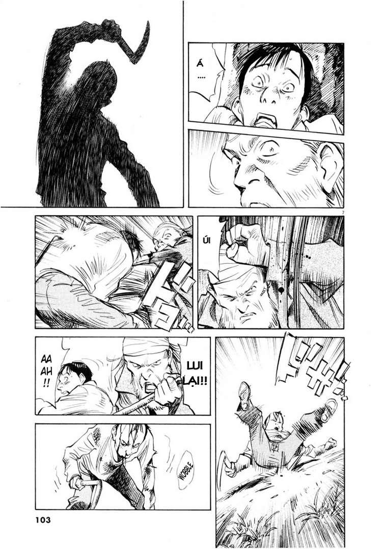 20th Century Boys chapter 187 trang 13