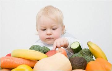 Alimentacion para ninos de 18 meses