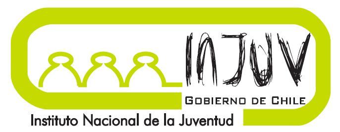 Resultado de imagen para Instituto Nacional de la Juventud (INJUV) logo