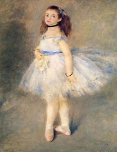 """Nessa época Renoir estava terminando """"Mulheres Parisienses Vestidas com  Argelinas"""", composição de grandes proporções, que exibiu com sucesso no  Salão de ... 380735ab0e"""