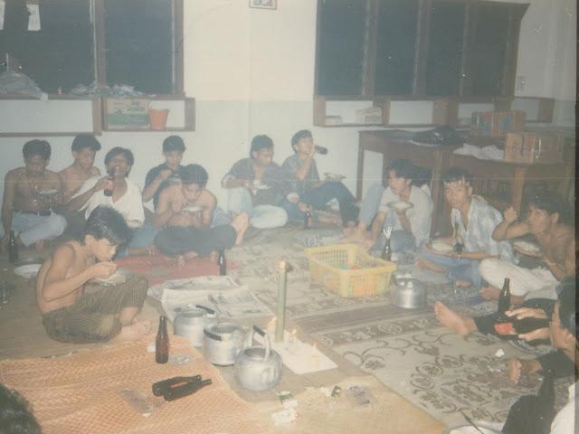 Rekam Jejak Probatorium 1993 - Perpisahan